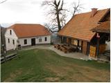 Planinski dom Šentjungert