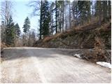 Kočevska Reka - goteniski_sneznik