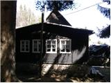 Mariborska koča mountain hut