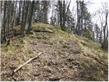 Zalog - krnicarjeva_koca_na_planini_javornik