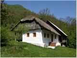 Rudijev dom na Donački gori - izvir_sotle