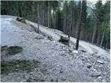 _rifugio_nordio - Planina Bistrica (Hutte Oisternig)