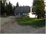 Poštarski dom pod Plešivcem - dom_na_urslji_gori