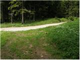 Poštarski dom pod Plešivcem - urslja_gora_plesivec