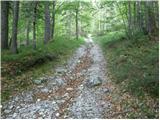 2. serpentina vršiške ceste - kumlehova_glava