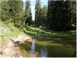 Krnica - planina_klek