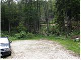 Konec ceste na Vogar - prsivec