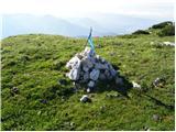 Planina Jezerca - kompotela