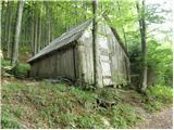 Zgornja Sorica - koca_na_soriski_planini