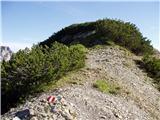 Rabelj / Cave del Predil - sober___monte_sciober_grande