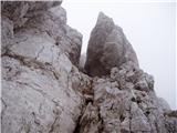 Aljažev dom v Vratih - bovski_gamsovec