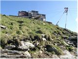 Upper station of cableway on Ankogel - Ankogel