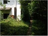 Spodnja postaja žičnice na Krvavec - Dom na Gospincu