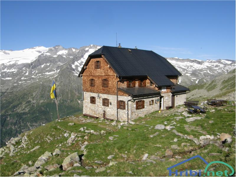 Kattowitzer Hütte Karyntia Alpen Alpy