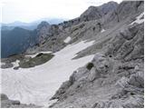 Koča pod slapom Rinka - ledinski_vrh