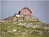 Zirbitzkogel Hutte (Seetaler Alpe)
