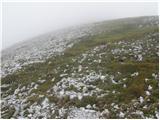 Planina Blato - debeli_vrh