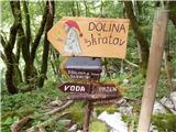 cezsoca - Dolina Škratov (valley of Dwarfs)