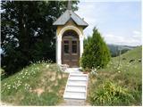 Sopot - Koča na Vrhu Svetih Treh Kraljev