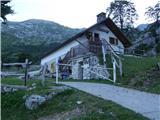 Planina Kuk - vrh_krnic