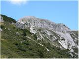 Poldašnja špica/Jof di Miezegnot