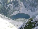 Spodnje Kriško jezero