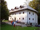 Dom Pristava v Javorniškem Rovtu