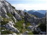 rifugio_gilberti - Monte Robon
