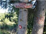 Hrib-Loški Potok - koca_na_kamnem_gricu