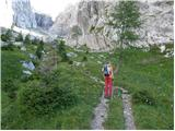 Rifugio Sorgenti del Piave - monte_chiadenis
