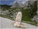 Rifugio Sorgenti del Piave - Monte Chiadenis