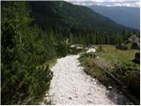 Rifugio Selvapiana I.Lunelli - belvedere_creston_popera