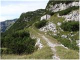 Koča pri Savici - Krn