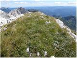 Planina Polog - srednji_vrh