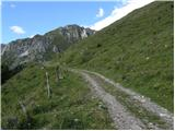Planina Polog - krn