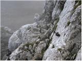 Erjavčeva koča na Vršiču - prisank___prisojnik