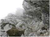 Planina Kuk - vrh_nad_skrbino
