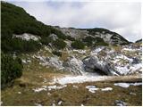 Za Loncem - Tolsti vrh (Veža)