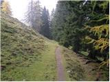 Kočiška planina/Koutschitz Alm - poludnik_poludnig