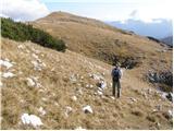 Planina Blato - kreda