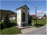 _jezero - Sveti Tomaž (Planinca)