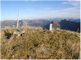 Rifugio Tolazzi - monte_floriz