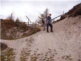 Zapornica (Belca) - ostra_pec___mallestiger_mittagskogel