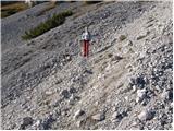 Zavetišče na planini Šija - Veliko Kladivo