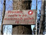 Zgornje Poljčane - Boč