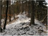 Polhov Gradec (Blagajev grad) - polhograjska_gora_sveti_lovrenc