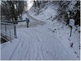 Selca - Miklavška gora