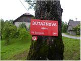 Ljubljanica - sveti_andrej_planina_nad_horjulom
