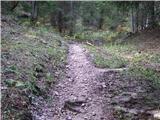 Planina Blato - Krsteniški Stog