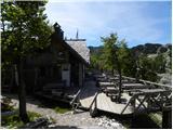 Ski hotel Vogel - vrh_dlani